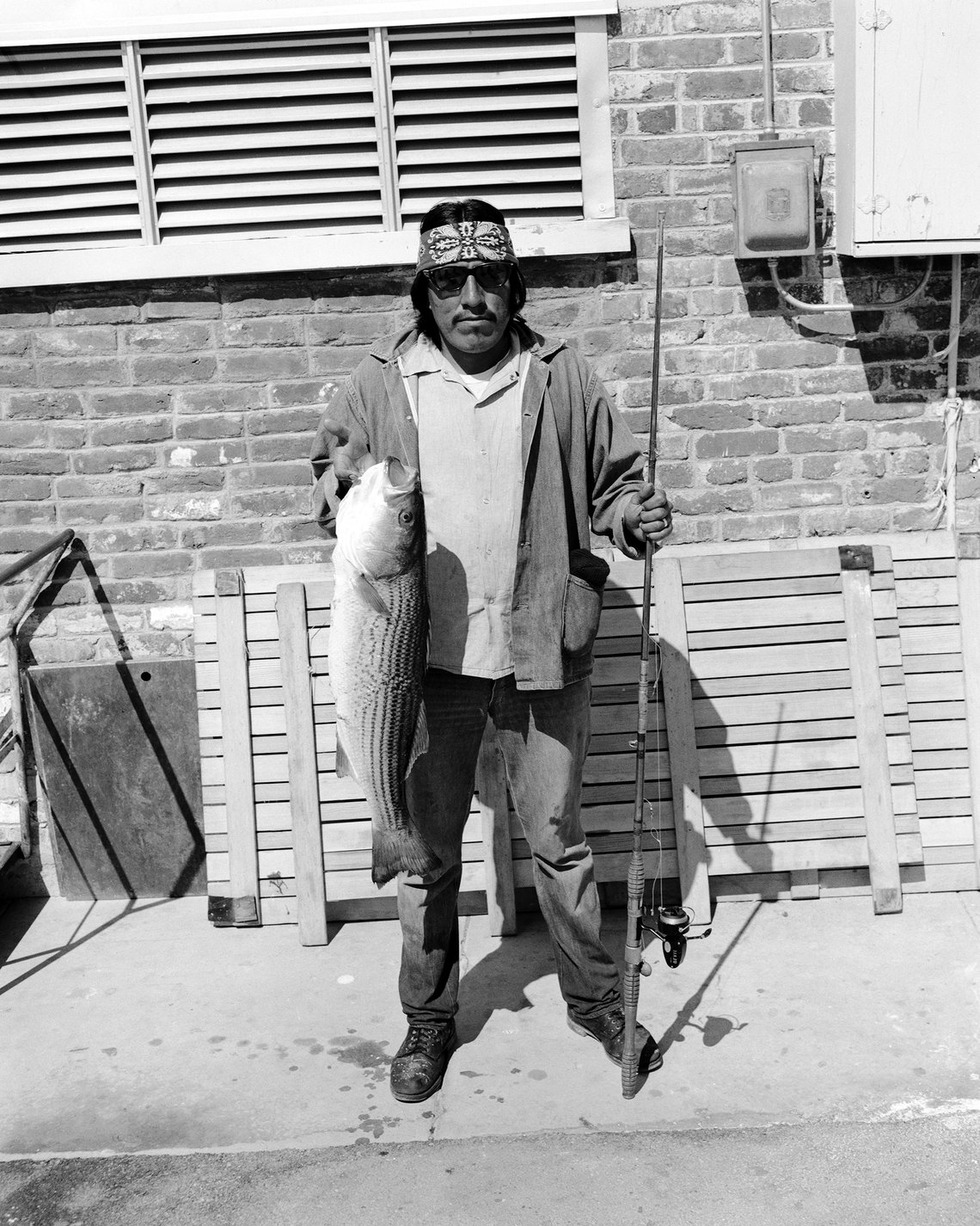 Fish Caught at Ranch, 9.17.75