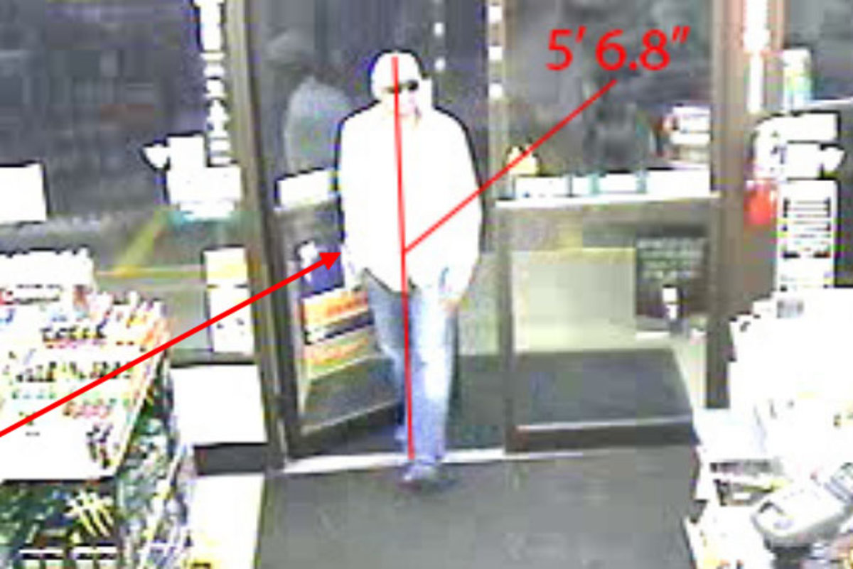 Was the Robber 6-foot-3 or 5-foot-6? | The Marshall Project